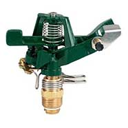Orbit 55015 Brass Impact Sprinkler